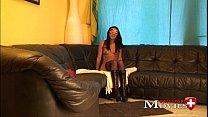 Porn Interview with Brasil Teen Loren 22y. in Zürich