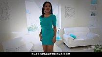 15548 BlackValleyGirls - Cute Ebony Teen Sneaks Around Dad To Fuck Bf preview