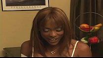 Ebony - Midori work at home but not alone