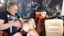 11245 Cuming on Roxys Boobs After Deepthroat Blowjob preview