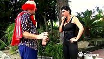 Spanish MILF Suhaila Hard Nailed By Clown Cock tumblr xxx video