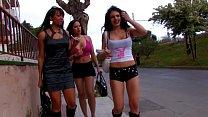 Gigi Love & Nina Roberts & Dunia Montenegro hot lesbian threesome's Thumb
