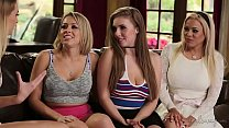 Big ultra-wet lesbian orgy - Zoey Monroe, Luna Star, Natalia Starr and Lena Paul