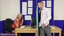 Classy brits stroke cock - download porn videos