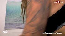 My Dirty Hobby - Merry4Fun fette Lippen, fette Titten & abgeritten Vorschaubild