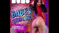 KZN , Famous , Babes wodumo , Big ass