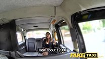 Fake Taxi hot busty babe gets massive cum shot over her tits - 9Club.Top