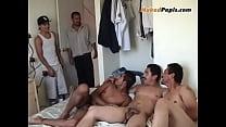 Bilatin Men Suck Each Other's Meaty Cocks Thumbnail
