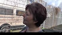 HAUSFRAU FICKEN - BBW Amateur German granny wife enjoys hardcore sex session Vorschaubild