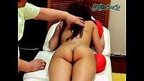 GoGo Massage - Schoolgirl Reluctant to Spread Legs thumbnail