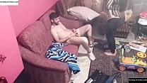 Spy Camera Records Couple Fucking In The Living Room. Jav245 - telugu romantic kathalu thumbnail