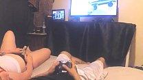 video game blowjob