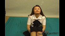Bukkake Highschool Lesson 4 4/4 Japanese Uncensored Blowjob