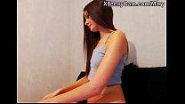 Подрочи на русских девок видео