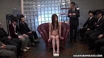 Skinny fuck doll, Rina Serizawa is pleasing many kinky men pornhub video