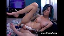 Emo Girl Masturbating Her Emo Pussy On Webcam - www.chatmypussy.com