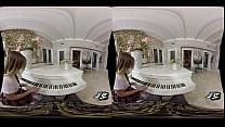 Schoolgirl Seduces Her Piano Teacher! (VR) [VR Porn]