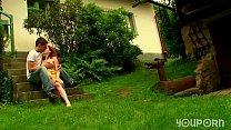 YouPorn - Fucking In The Backyard Vipro CZ