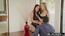 BLACKED Wild Angela White and Hot Divorcee Lena Paul Have a Sexy Threesome Vorschaubild