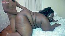 big booty chocolate Chrissy Santana taking Big ...'s Thumb