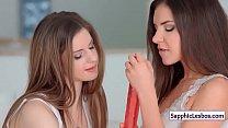 Sapphic Erotica Lesbian Babes from Sapphix.com 13 />                             <span class=