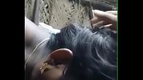 Tamil aunty sucking my dick