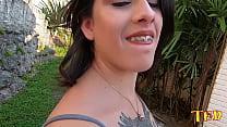 Trailler - A menina do sul liberou o rabo para o Ted - Luccy Joplin - Binho Ted - 69VClub.Com