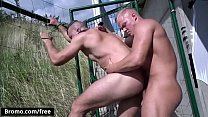Body Gold with Dee at Under The Bridge Scene 1 - Bromo