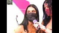 Striptease Ariane Latuf & Tatiane Biscesto Proibidas do Funk