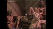 Classic Lesbians at sauna thumbnail