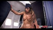 August Ames in flight fuck 4 2's Thumb