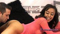 shebang.tv - Alyssa Divine & gladiator Kai Taylor
