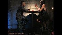 Transsexual Seduces Man At Bar