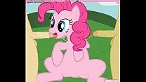 Pinkie Pie mamando pornhub video