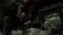 Elena Riding a Dark Elf in Skyrim 3D Animated Porn />                             <span class=