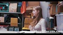Teen Stripdowns and Fucks Loss prevention officer |shopliftersex.com