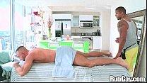 Видео босс массаж с красоткой