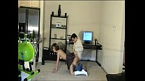 Married Neighbor Stripping and Fucking to Pay Rent