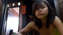 Dewi AfriLiyani minum sperma pornhub video