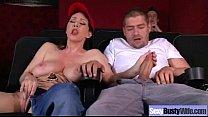 Mature Lady (rayveness) With Big Melon Tits Fucks vid-24