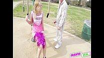 School Cheer Vixens - Alexa Grace And Molly Manson thumbnail