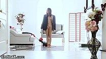 EroticaX James Deen Penetrates His Latina Teen Maid!