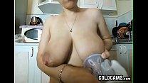 Tender Large Saggy Boobs Slut