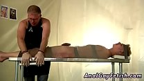 Bondage sm boy gay porn and barely legal first time Taped Down Twink