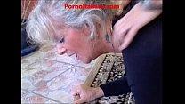 Granny blond Hot  - vecchia bionda molto troia succhia cazzo pornhub video