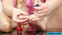 Screenshot Bbw blond Je nnifer gorgeous feet show