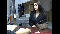 Stupid Latina Fooled Into Casting