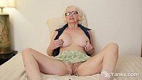 Mature Eden Masturbating Her Pussy Thumbnail