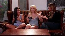 Lesbian Coming Out Stories - Serena Blair, Harley Jade - Girlsway thumbnail
