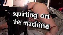 lisa 2nd machine squirt